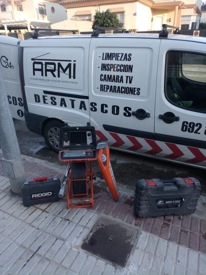 desatascos en Sevilla